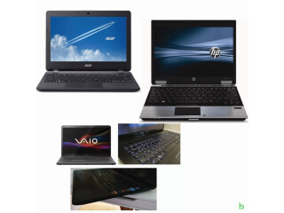 Ex UK and refurbished laptops with 3 free games