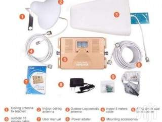 Cellphone network signal booster-dualband in kenya