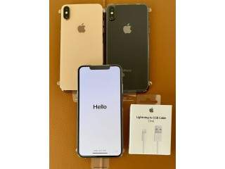 Apple iPhone XS MAX 512GB FACTORY UNLOCKED GOLD SPACE GRAY SILVER WHITE