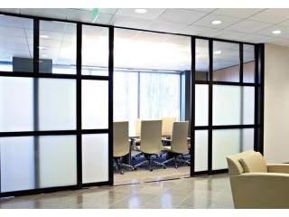 Wallpapers, Gypsum ceiling, office partition, Renovation, Painting, wall 2 wall carpet