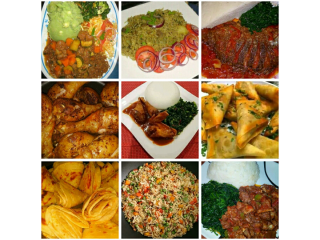 Kenyan Food Recipes Ebooks