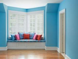 Painting services- interior painting & exterior painting, high quality paints & professional paint selection