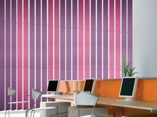 Window blinds & window films – vertical window blinds, roller shear blinds