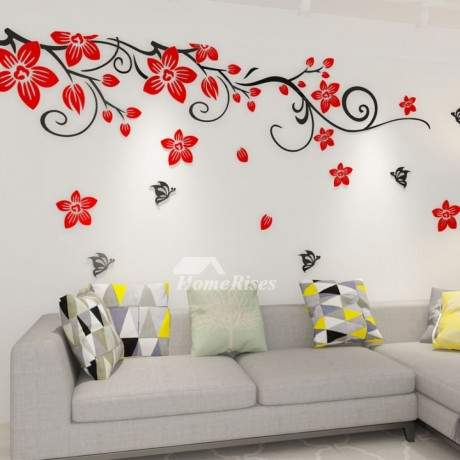 wall-hanging-paint-art-wall-stickers-diy-clocks-big-0