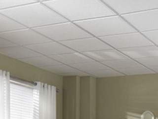 Acoustic ceiling, PVC ceiling, wooden ceiling