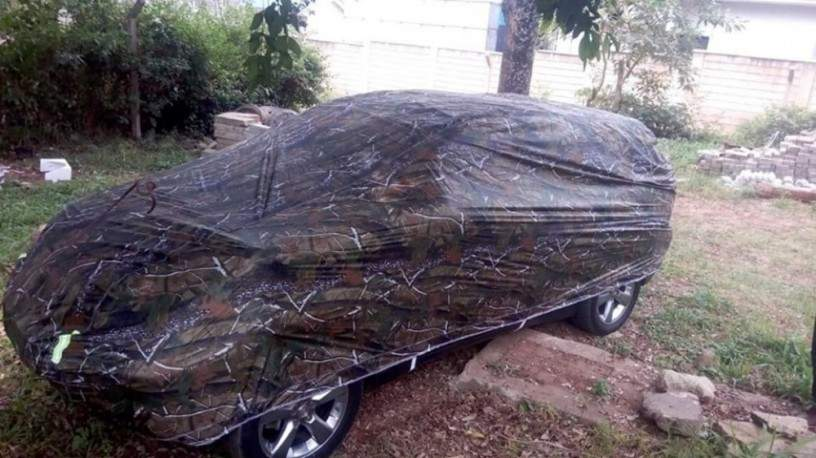jungle-green-all-weather-waterproof-outdoor-dust-sun-and-rain-protective-car-covers-with-full-cotton-non-scratch-inner-lining-big-0