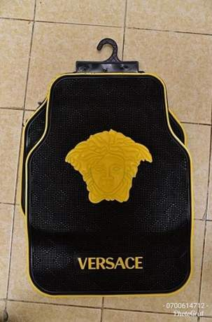 gucci-louis-vuitto-and-versace-branded-heavy-duty-full-rubber-car-floor-mats-5pcs-set-big-0