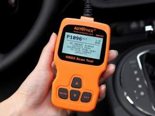 OBDMATE OM123 Enhanced Automotive OBD2 Scanner Universal Car Engine Fault Code Reader CAN Diagnostic Scan Tool